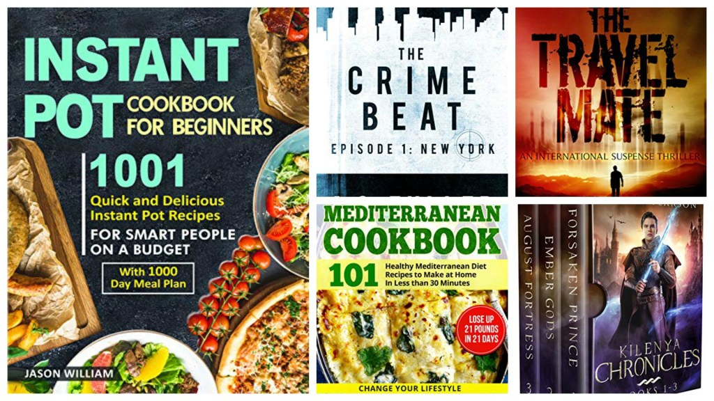 Free Kindle Book List Amazon Deals Coupons For 10 28 19