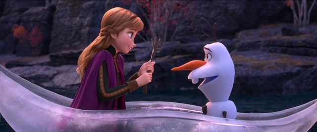 Anna and Olaf: Frozen 2