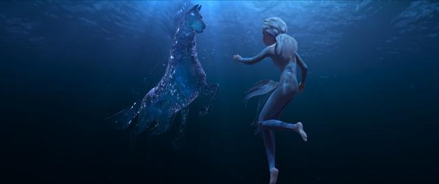 The Nokk DIsney Frozen 2