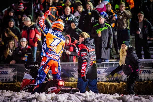 Snocross Spirit Mountain