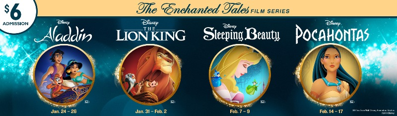 Enchanted Tales Marcus Theatres