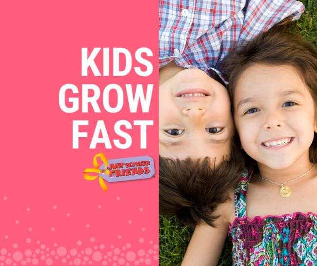 Kids Grow Fast JBF
