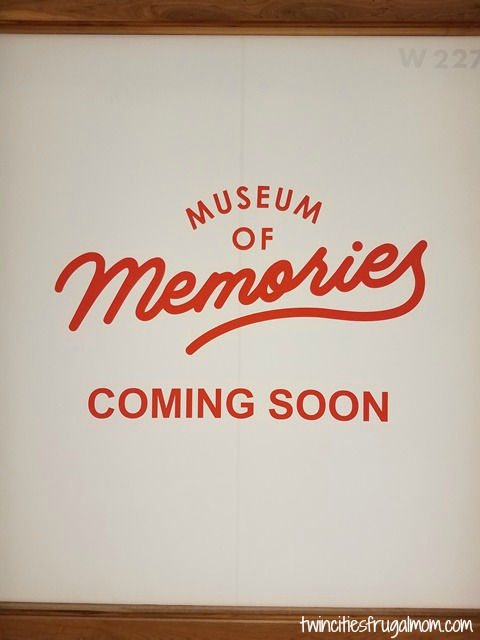 Museum of Memories Mall of America