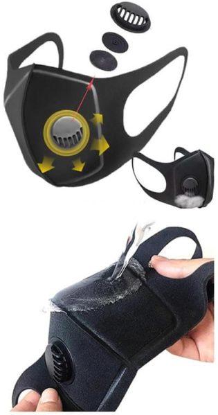 Protac Breathing Mask
