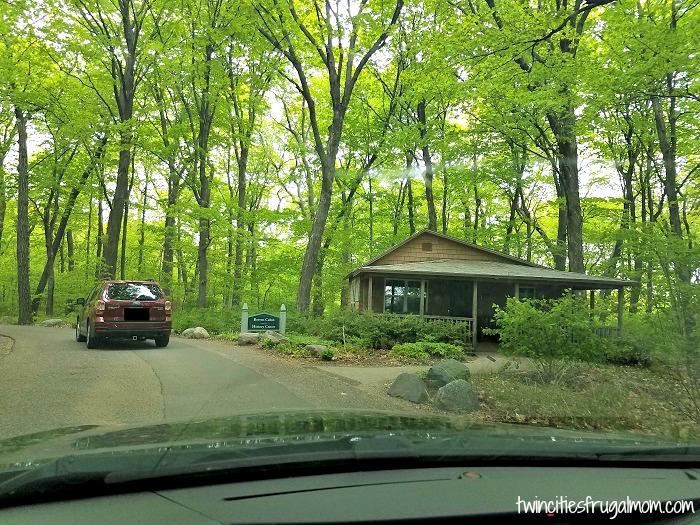 Minnesota Landscape Arboretum Cabin