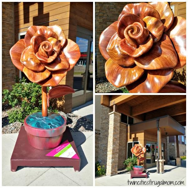 Roseville in Bloom - Rosewood