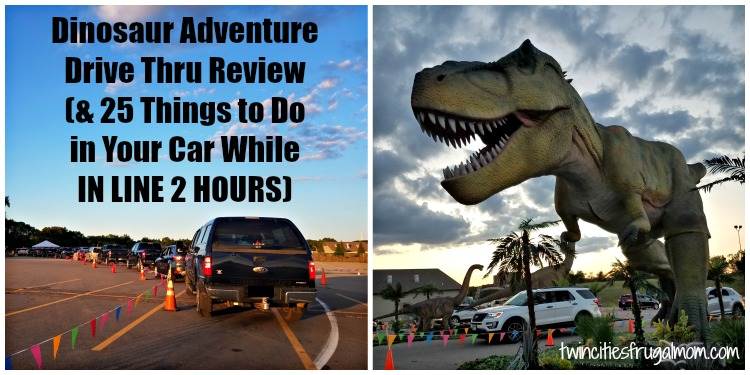 Dinosaur Adventure Drive Thru