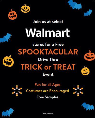 Walmart Spooktacular