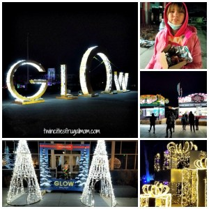 Glow Holiday Festival review