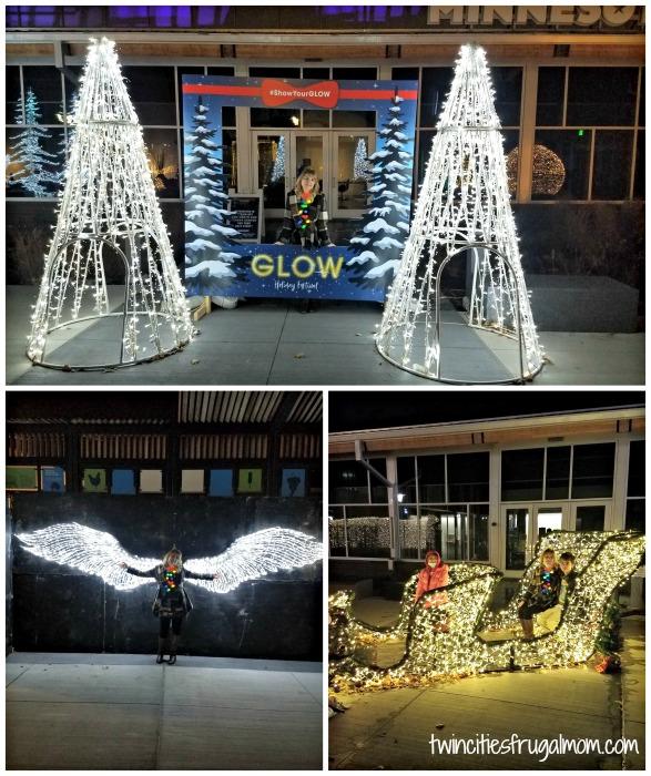Glow Holiday Lights