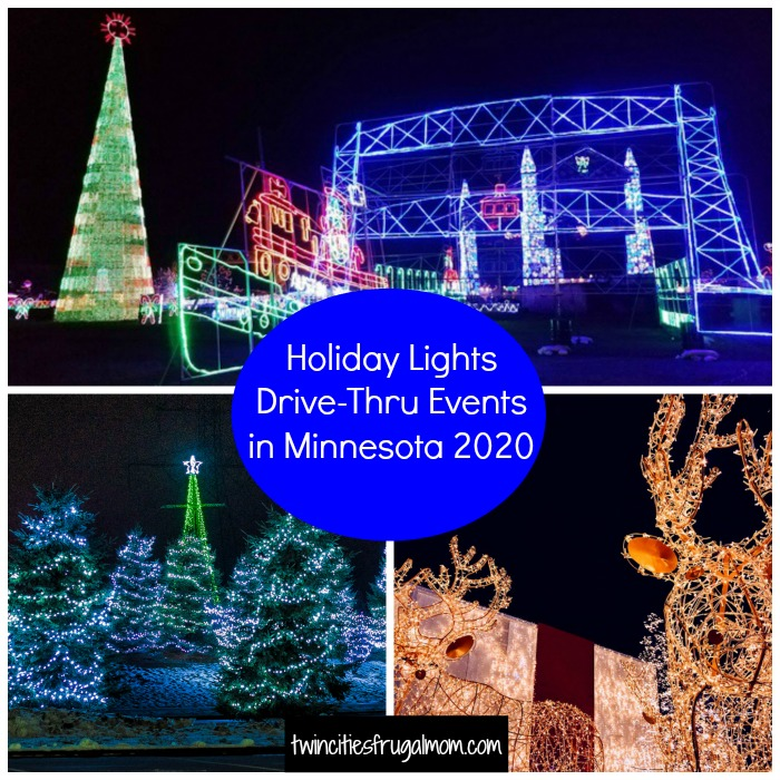 Christmas 2020 Events Near Maple Grove Mn Holiday Lights Drive Thru Events in Minnesota 2020   Twin Cities