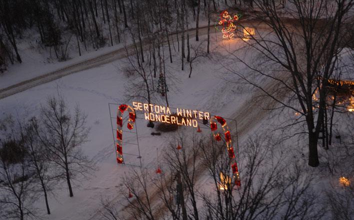 Sertoma Winter Wonderland