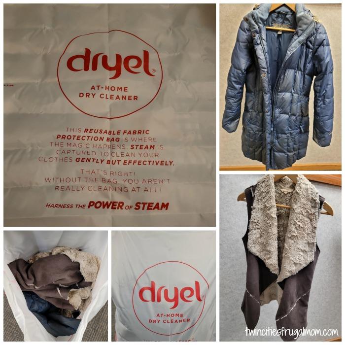 Dryel process