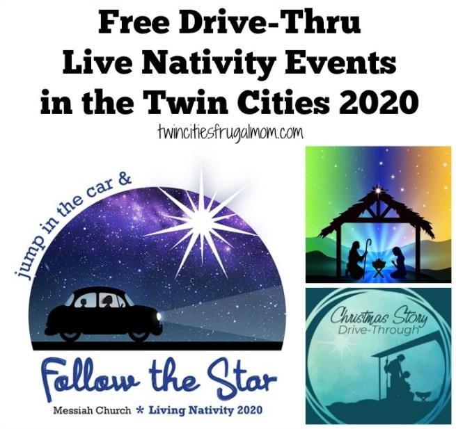 Free Drive Thru Live Nativity