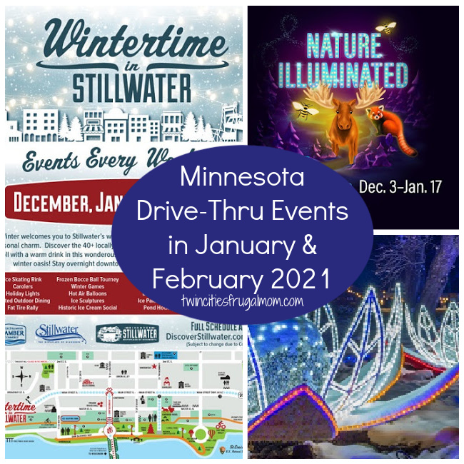 Minnesota Winter Drive Thrus 2021
