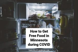 Free Food COVID Minnesota