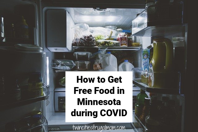 Free Food COVID Minnesota