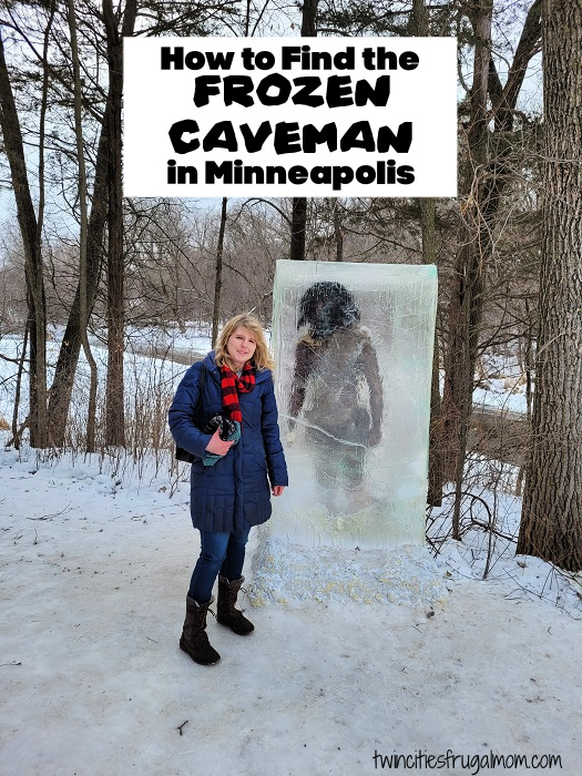 How to Find Frozen Caveman