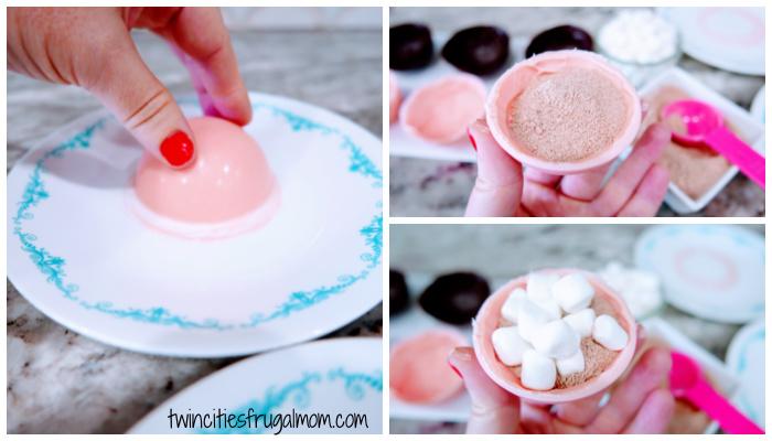 Valentine Pink Molds
