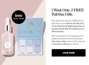 Allure 1 week only