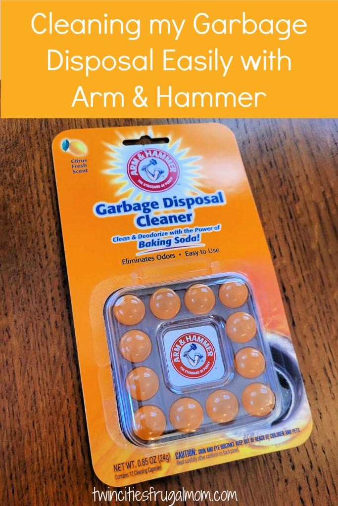Arm & Hammer Garbage Disposal Pinterest