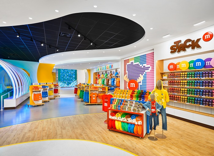 Mall of America M&M Store