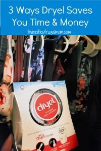 3 Ways Dryel Saves You Time & Money