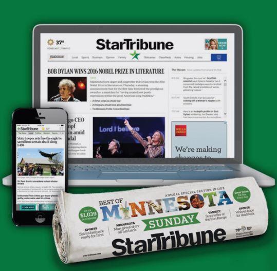 Star Tribune deals
