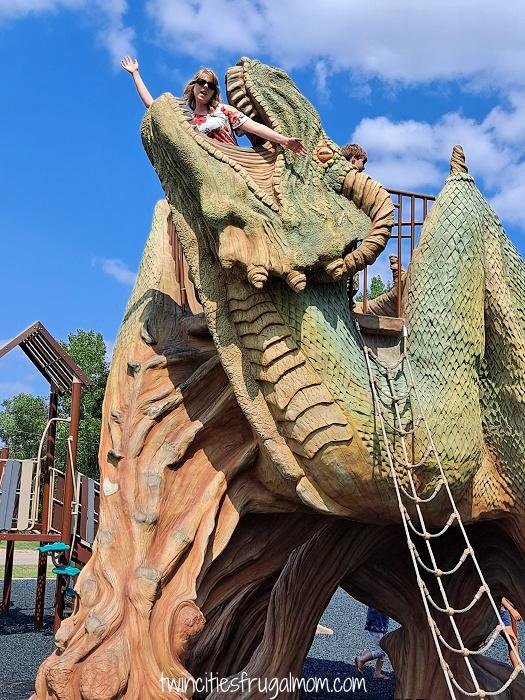 Dragon Cedar Park