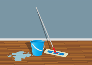 mop cleaning