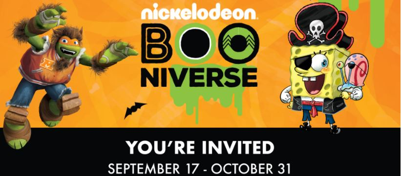 Nickelodeon Booniverse 2021