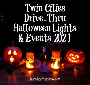 Twin Cities Halloween Drive-Thru Events