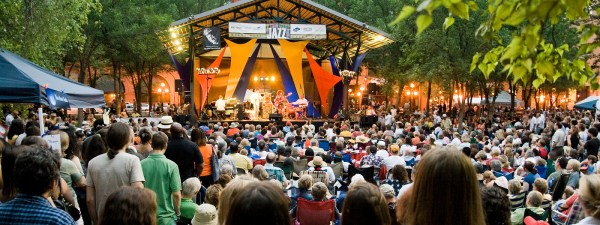 Twin Cities Jazz Festival - Mears Park, Lowertown, Saint ...
