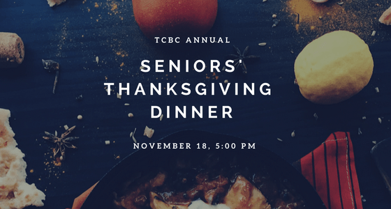 Seniors' Thanksgiving Meal
