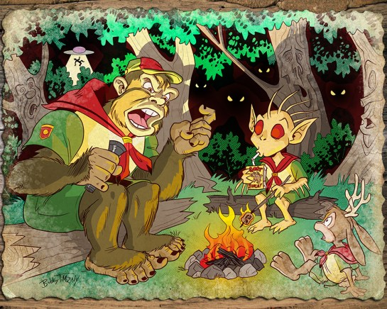 Campfire Mythology 2