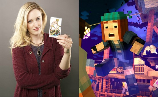 Minecraft: Story Mode - Petra voice actor