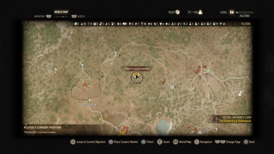 Witcher 3 Hearts of Stone guide