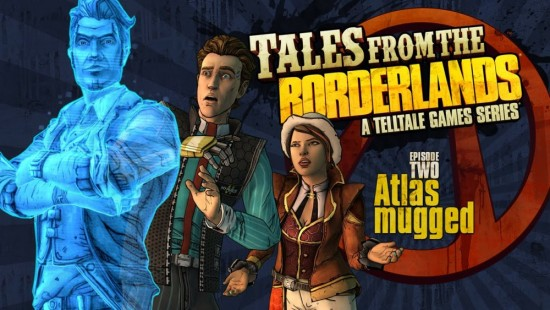Tales from the Borderlands Episode 2 Atlas Mugged