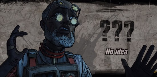 Tales from the Borderlands - Cassius
