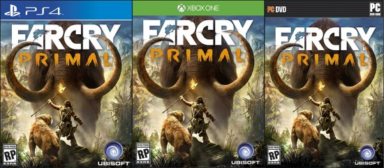 far cry primal box art 2