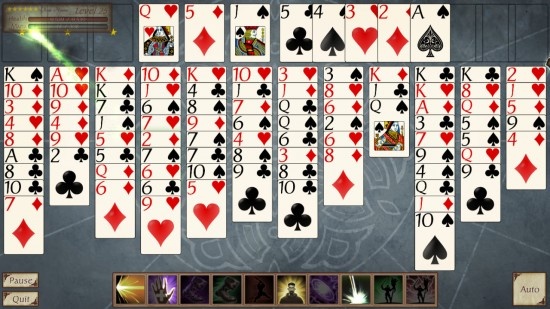 freecell quest gameplay
