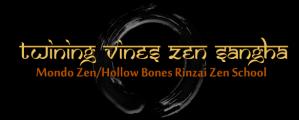 Twining Vines Zen Sangha logo