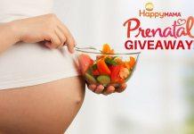 Prenatal snacks