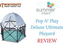 summer infant pop up playard