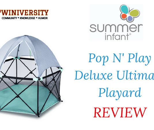 summer infant pop up playard