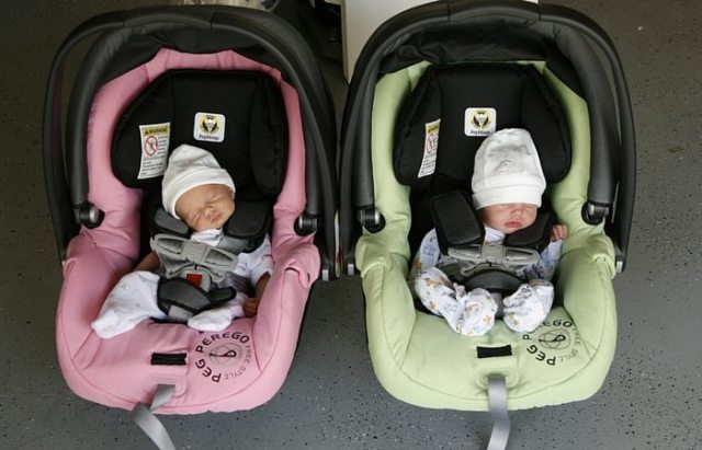 Running Errands With Twins From Newborn To School Aged