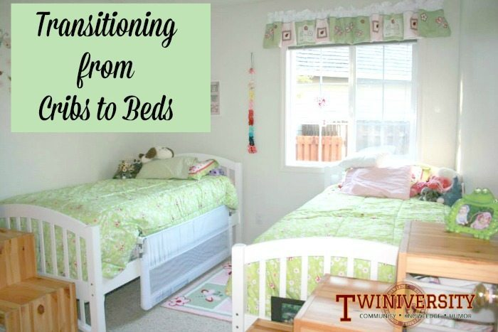 Transitioning From Cribs To Beds Twiniversity