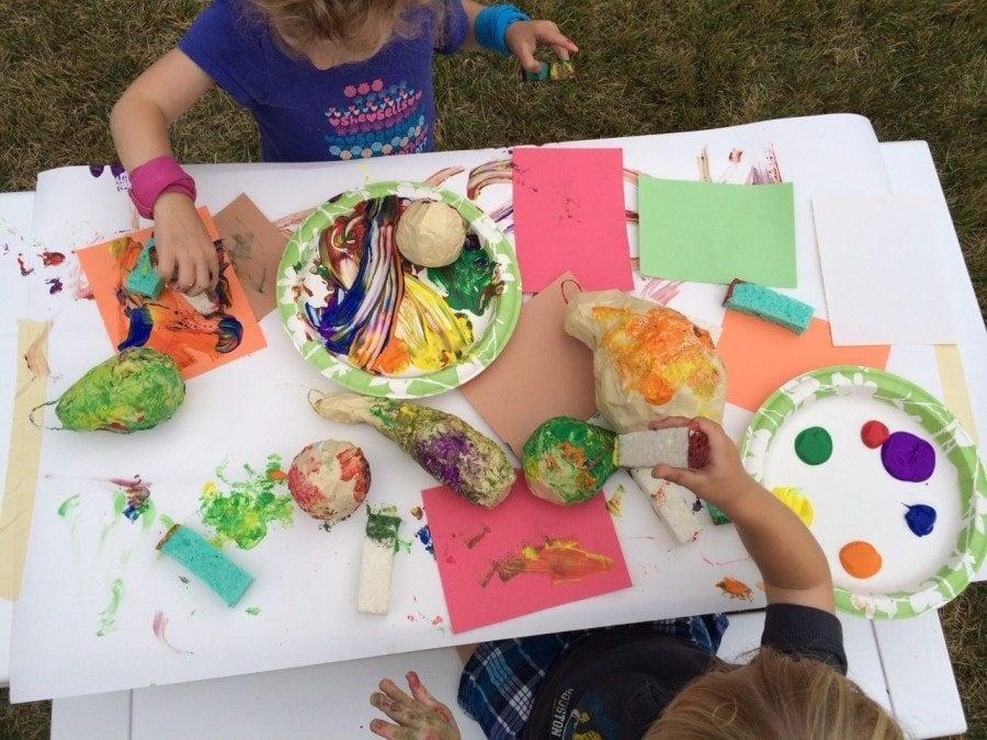Sukkot Crafts Roundup | JewishBoston  |Sukkot Crafts For Teens