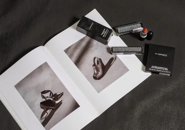 a few make up essentials