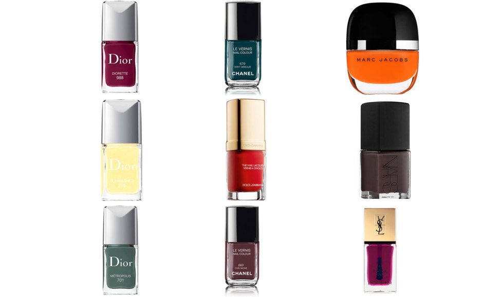 best fall nail polish